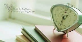 Học tiếng trung với chủ đề thời gian