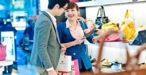 Học giao tiếp nhanh với chủ đề mua sắm