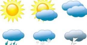 Học giao tiếp nhanh với chủ đề thời thiết khí hậu.